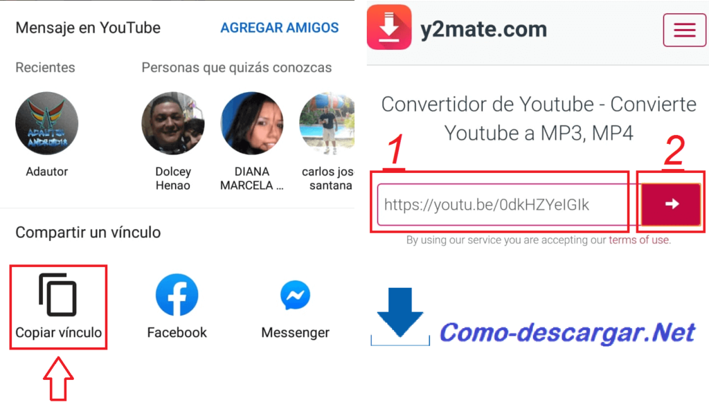descargar musica convertidor de youtube